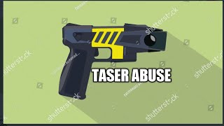 (ROBLOX) (Mano County D.O.T) DO NOT TASER ABUSE ON ME AGAIN!!!!!