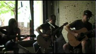 Moonshield In Flames Acoustic South By Southwest SXSW Metal Metacoustic Metacoustiq