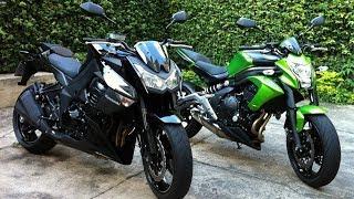 {WOW} This is Secret Kawasaki ER6n vs 2011 Kawasaki ER6n Review