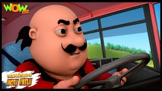 Motu Patlu Ki Bus - Motu Patlu in Hindi