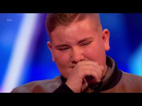 Britains Got Talent S11E06 - Kyle Tomlinson Singer Returning Audition