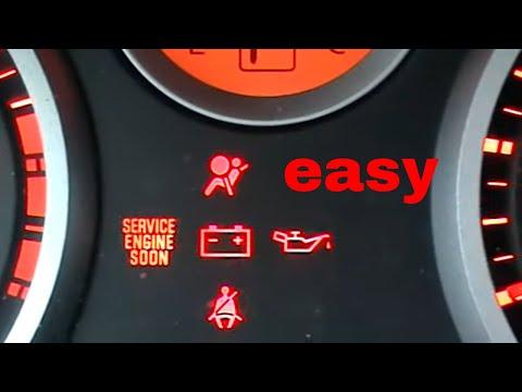 nissan titan airbag light bypass doovi