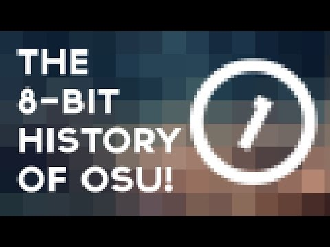 THE 8-BIT HISTORY OF OSU! [Animated]