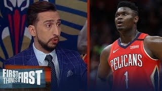 zion-s-not-phenomenal-he-s-a-phenom-nick-wright-on-pelicans-vs-spurs-nba-first-things-first