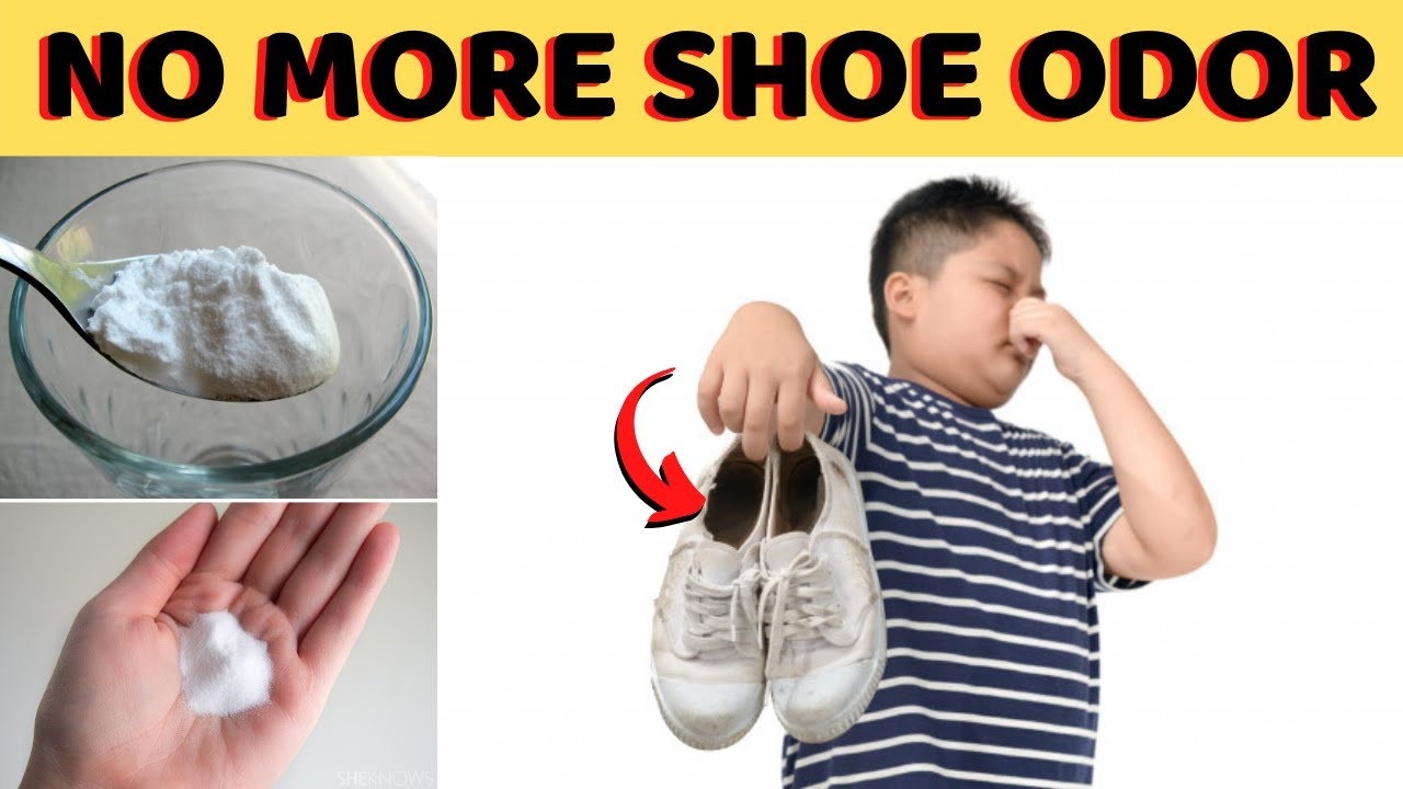 How To Get Rid Of Shoe Odor Instantly Make Them Smell ...