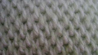 Repeat youtube video Crochet - Afghan or Tunisian Crochet Waffle Stitch