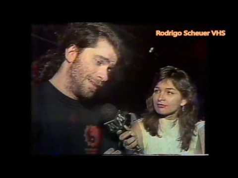 Engenheiros do Hawaii - Jornalismo Rede Manchete (1990)