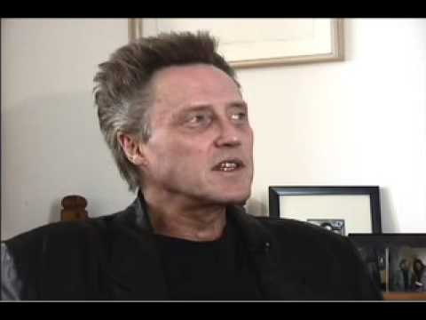 Christopher Walken Interview (Part 1)