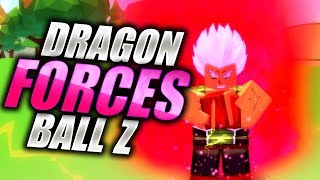 THE MOST BEAUTIFUL DRAGON BALL Z GAME IS BACK! | Dragon Ball Forces in Roblox | iBeMaine