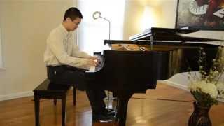 Liszt- Liebestraum No.3 A Love Dream Notturno III