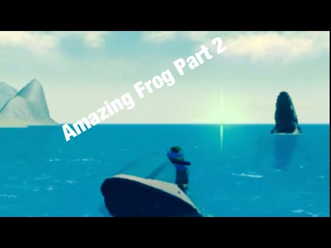Amazing Frog Mobile New Update Masks, Giant Alligator, New Statue, Flight School And More #2