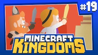 Repeat youtube video ATTACK THE BANDITS - Minecraft Kingdoms [#19]
