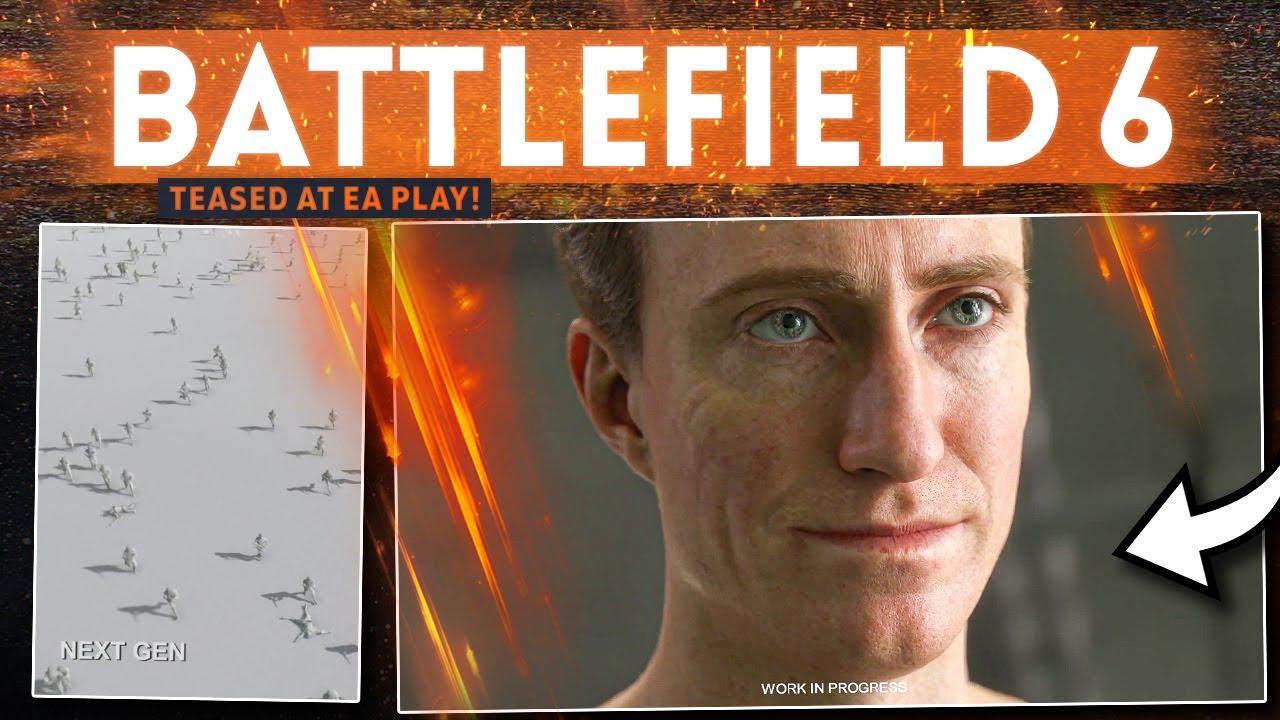 Download BATTLEFIELD 6 TEASER Revealed At EA PLAY!