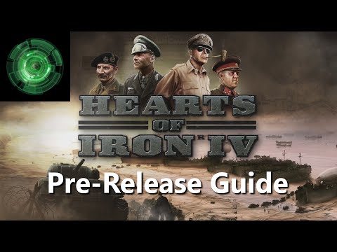 HOI4 Beginner's Guide - Production and Resources [Hearts of Iron IV Tutorial]