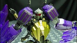 Planet X MORPHEUS (Fall of Cybertron Shrapnel/Sharpshot): EmGo's Transformers Reviews N' Stuff