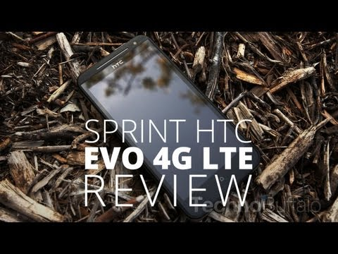 HTC EVO 4G LTE Review - Almost the Best