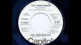 Lee Hazlewood - The Performer (Capitol 3737)