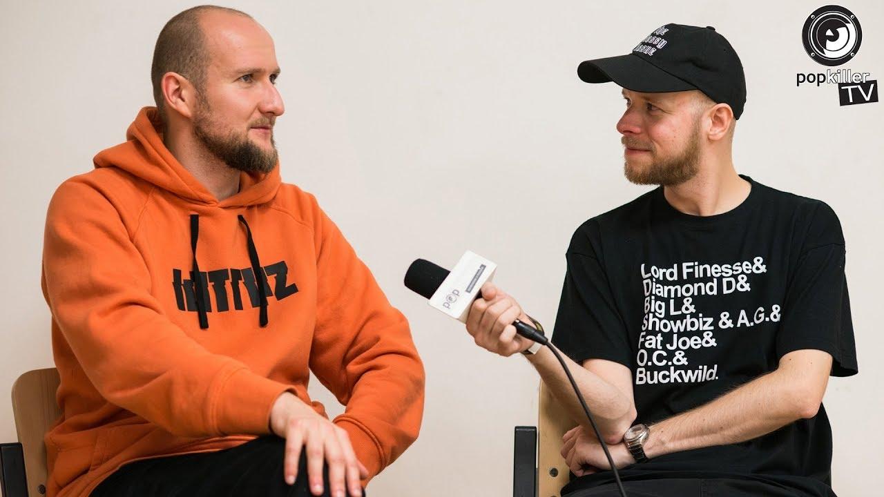 GrubSon – wywiad: przejście na swoje, Rahim, ATCQ, trueschool, sekret muzycznej energii (Popkiller)