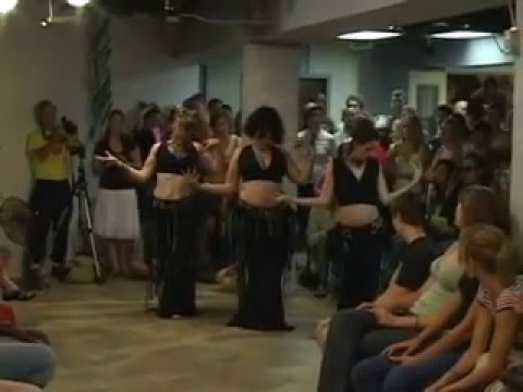 The Second Pro-Choice Pro-Fashion Show, 8/19/06 pt 1