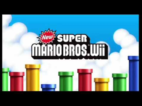 New Super Mario Bros Wii Trailer 3 Youtube