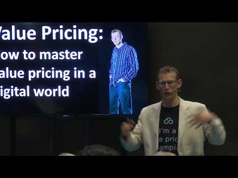 How to master value pricing in a digital world