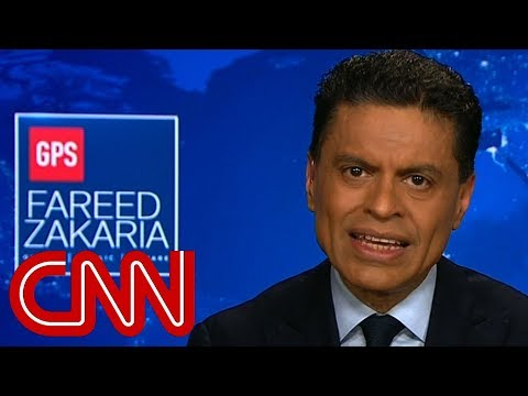 Fareed: When Comey stood up to to George W. Bush