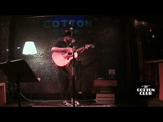 Diego Ojeda en directo en Cotton Club Bilbao: