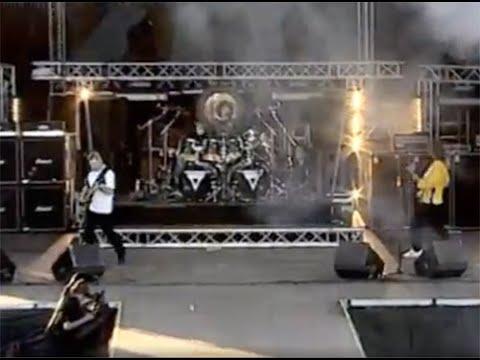 Triumph @ The Sweden Rock Festival 2008