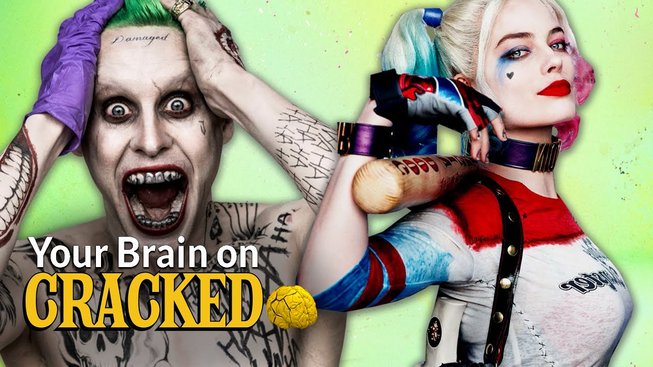 There's No Reason For The Suicide Squad To Exist - Your Brain on Cracked - Mini Episode