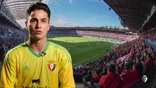 """Iván Martínez: """"Es un salto muy importante, estoy agradecido al Club por cómo ha apostado por mí""""."""
