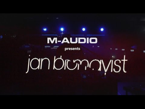 Jan Blomqvist x M-Audio Code Series