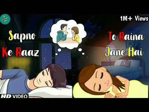 Naino Ki Baat Naina Jaane Hai Female Version Whatsapp Status | Mere Sanam | Status King