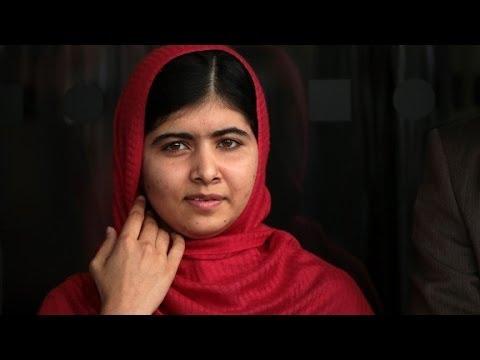Malala: Pres. Obama should visit Syrian border