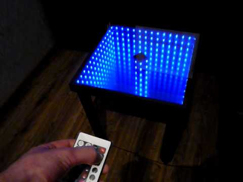 Stolik Z Efektem Nieskoczonoci Incredible Table Infinity