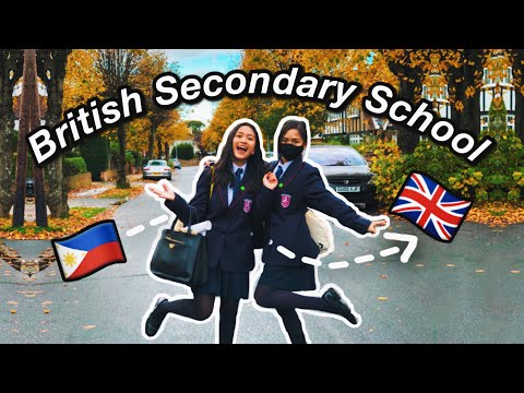 A DAY IN OUR LIVES AS A FILIPINA STUDENTS IN THE UK | Thazmin and Jhazmin