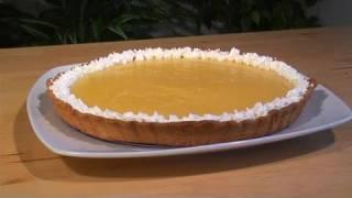 How To Prepare Lemon Curd Tart At Home