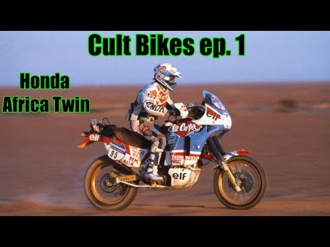 """Cult Bikes ep.1   Honda Africa Twin """"The Queen of the Desert"""" [ENG SUBTITLES]"""