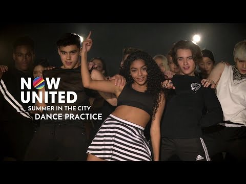 Now United - Summer In The City (Dance Practice Video)