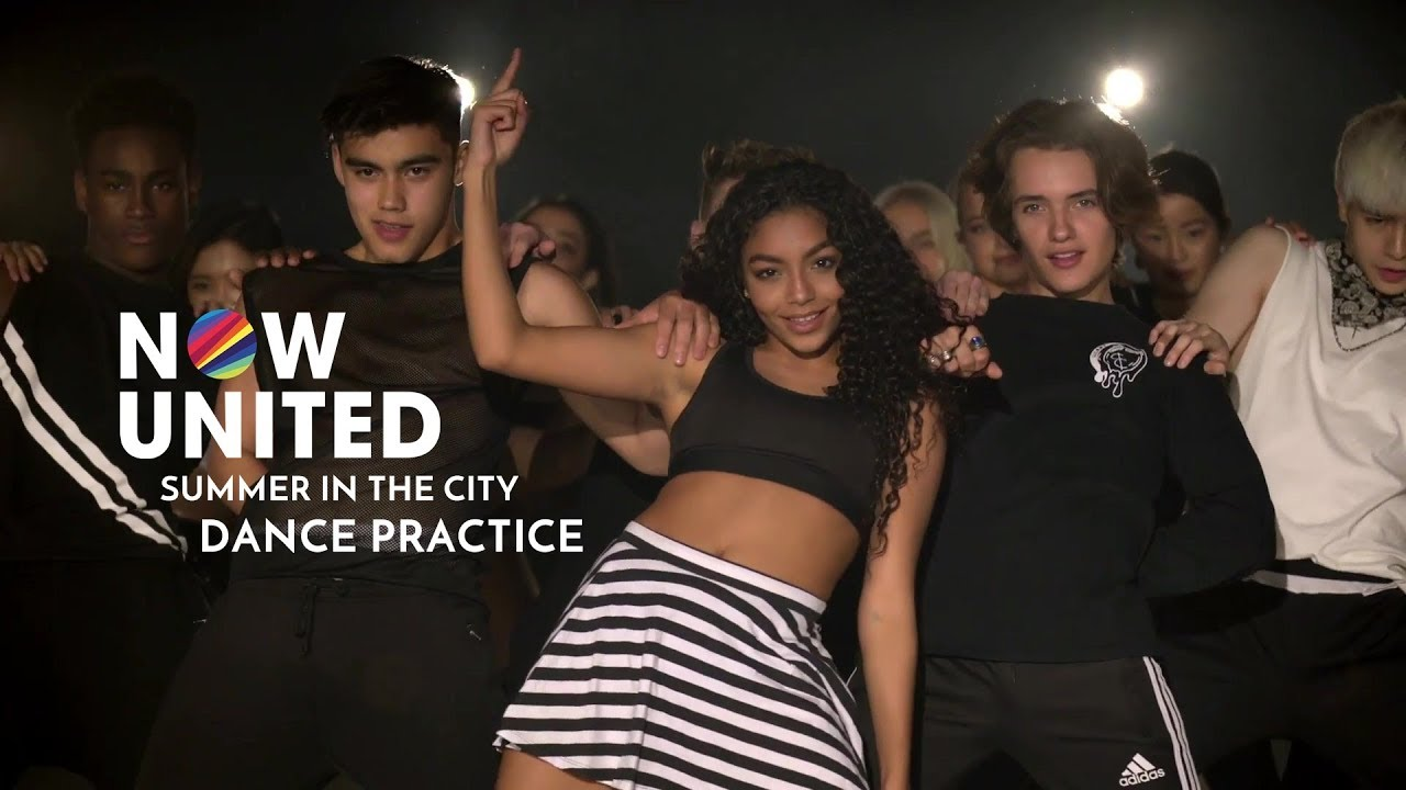 Download Now United - Summer In The City (Dance Practice Video)