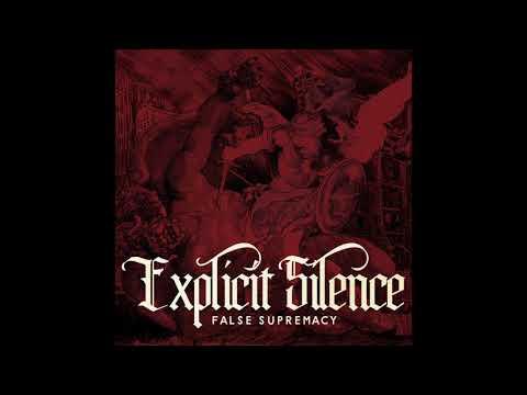 """""""Endless Fight"""" extrait de """"False Supremacy"""" - Explicit Silence (2018)"""
