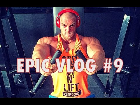 Epic Südamerika VLOG #9 - Push Day im Bodytec Cartagena  & Beach Check