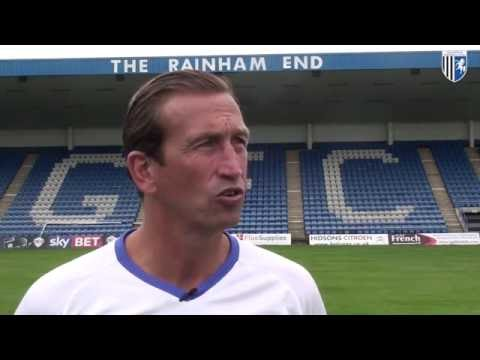 Justin Edinburgh pre-Southend United