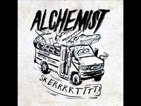 The Alchemist - Retarded Alligator Beats (2015) [Full Album]