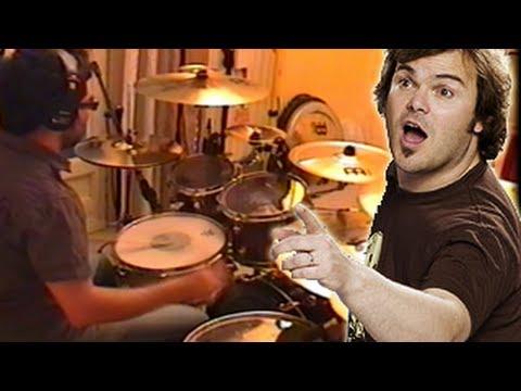 Vadrum Vs Tenacious D Drum