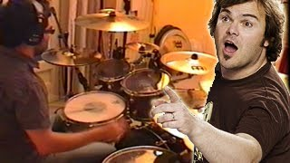 Vadrum Vs Tenacious D (Drum Video) thumbnail