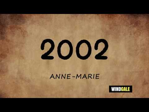 Anne-Marie 2002 Lyric