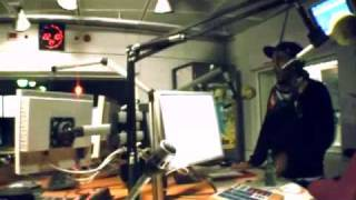Nosliw - Heiss & Laut live lgs. D-Flame @ YouFM