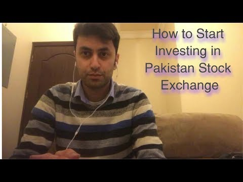 How to Invest is Pakistan Stock Exchange