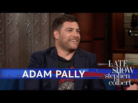 Adam Pally Asked Out Jennifer Lopez