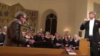 Julpotpurri Mörlid Sandwall Ljungby kyrka 8 dec 2013